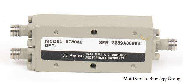 Keysight / Agilent 87302C, 87303C, and 87304C Hybrid Power Dividers