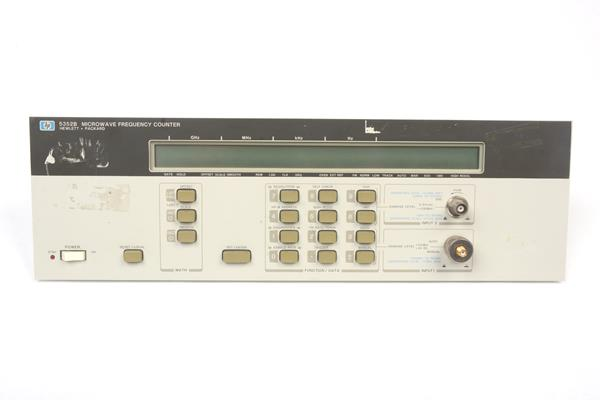 Keysight / Agilent Faceplate for 5352B