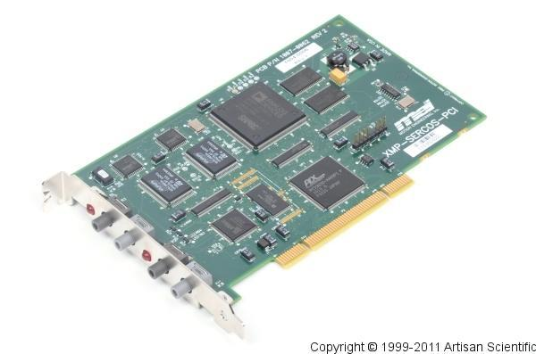 Danaher / Kollmorgen / Motion Engineering XMP-SERCOS-PCI Motion Controller