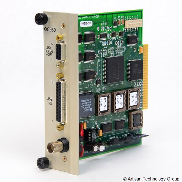 Kollmorgen / Pacific Scientific OC950-503-01 Single Axis Programmable Positioning Card