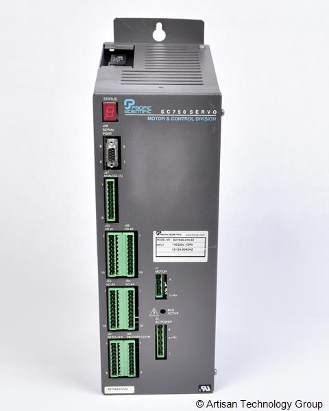 Kollmorgen / Pacific Scientific SC753A010-02 Digital Programmable Position Controller