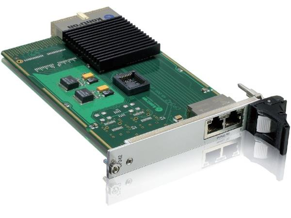 Kontron CP342-RIO 3U Dual Gigabit Ethernet Adapter