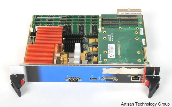 Kontron CP6010 Dual Intel Low Voltage Xeon CompactPCI CPU