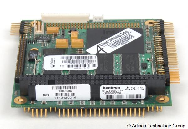 Kontron MOPS/686+ High Integrated CPU Board