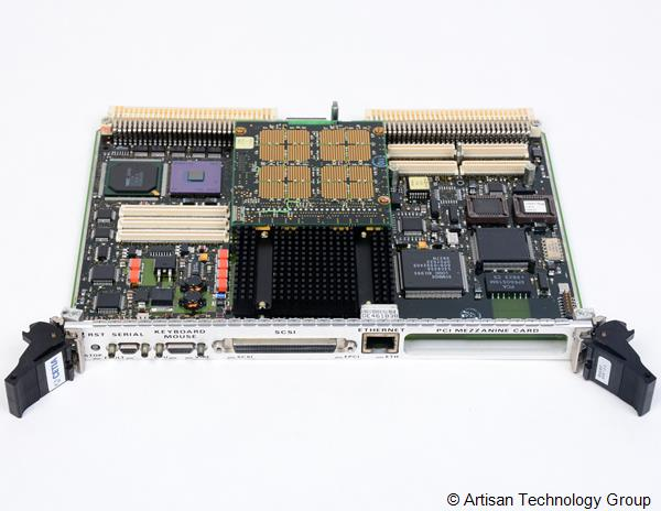 Kontron / Thales / Cetia VMPC4a PowerEngine 4 Single Board Computer