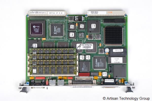 Kontron / Thales / Cetia VMTR2 / VMTR2a High Performance PowerPC 604 Single Board Computer