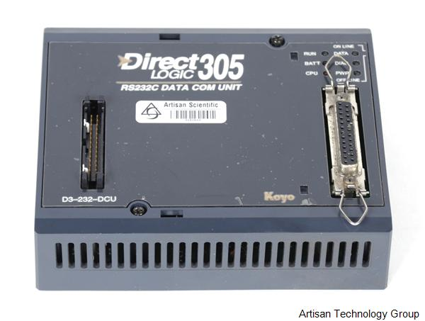 Automation Direct Direct Logic 305 RS232C Data COM Unit