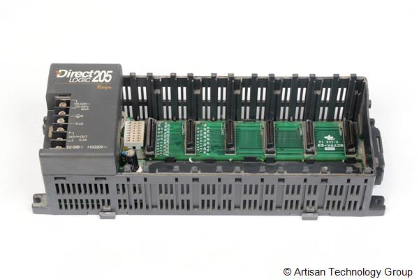 Koyo Electronics / PLCDirect D2-06B-1 DirectLogic205 Base Unit - 6-Slot