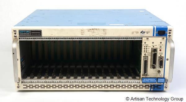 LDS / Optim Electronics 3415AC/DC 16-Slot Data Acquisition Mainframe