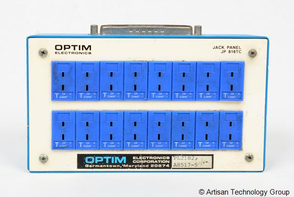 LDS / Optim Electronics JP 816TC Jack Panel Type T