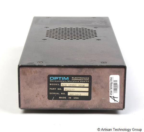 LDS / Optim Electronics PL2377 15VDC, 300W Power Supply