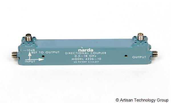 L-3 / Narda / Miteq 4226-10 Broadband Coaxial Directional Coupler