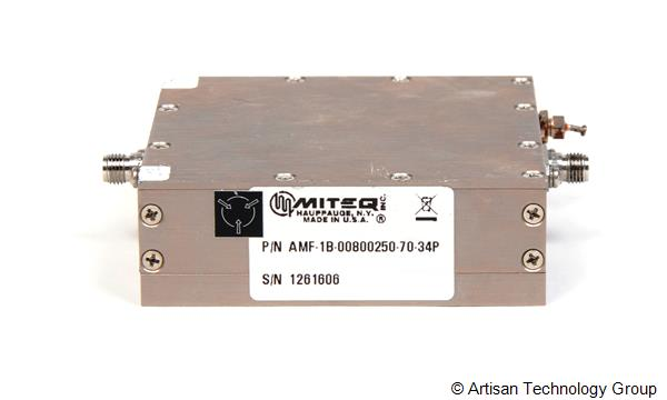 L-3 / Narda / Miteq AMF Low-Noise Amplifiers