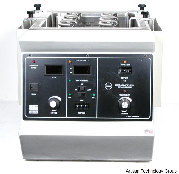 Thermo / Lab-Line / Barnstead 3545 Heated Orbital Shaking Water Bath