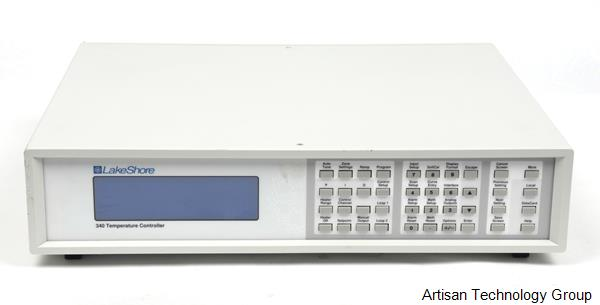 Lake Shore Cryotronics 340 Temperature Controller