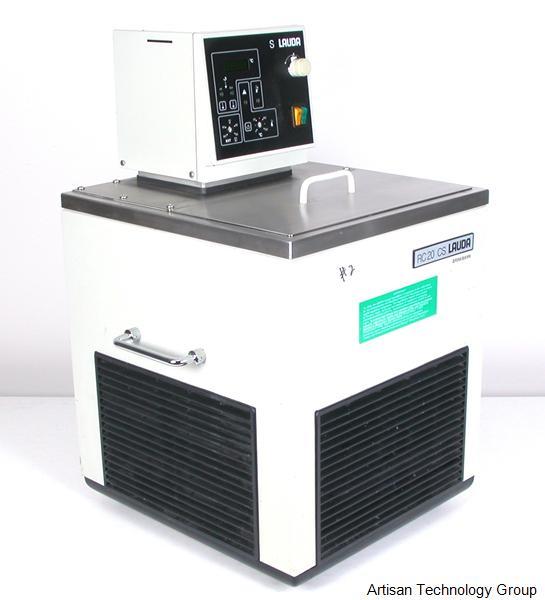 Lauda RC 20 CS Refrigerated Bath Circulator