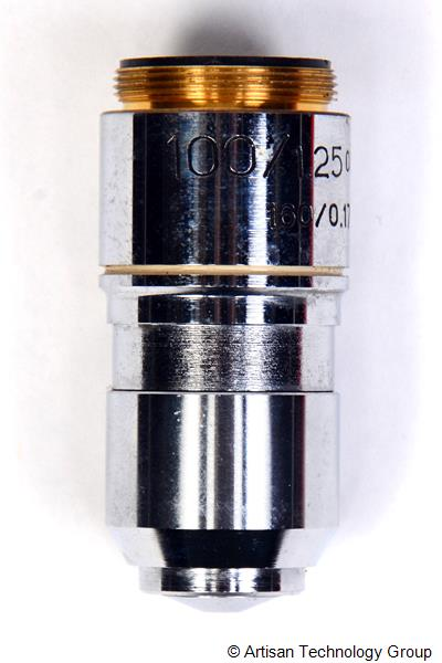 Leider 100X Oil (1.25 N.A. Retractable) Objective