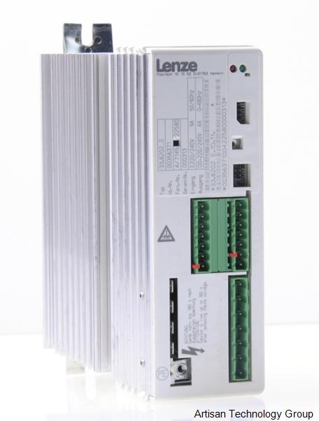 Lenze 8202 Vector Series Standard Global Drive Frequency Inverter