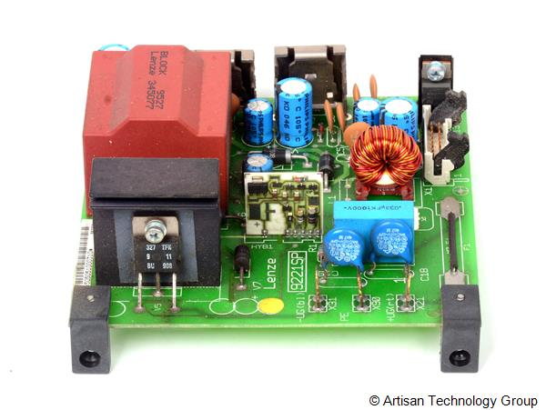 Lenze 9221SP Driver Board