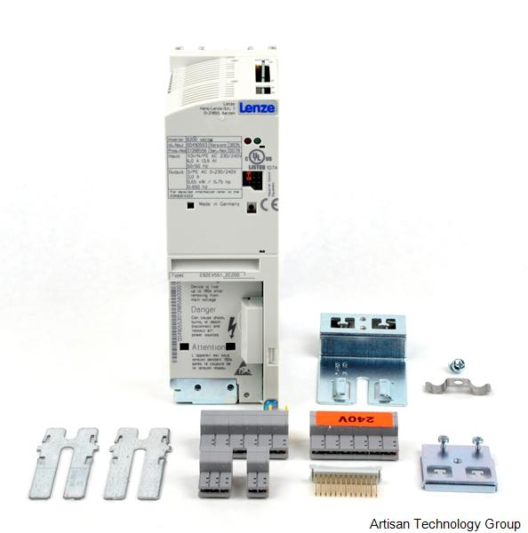 Lenze E82EV551-2C200 Vector Series High-Performance Global Drive Frequency Inverter