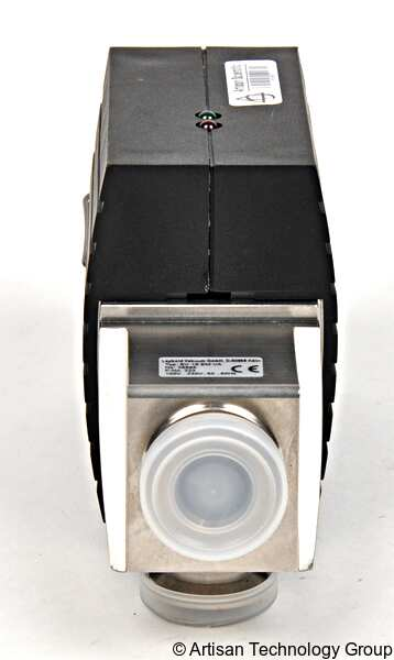Leybold DN 16 ISO-KF Angle Valve