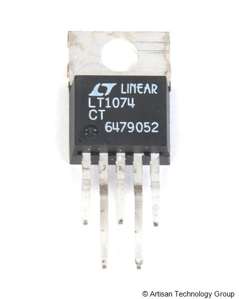 LT LT1074CT TO-220 Step-Down Switching Regulator