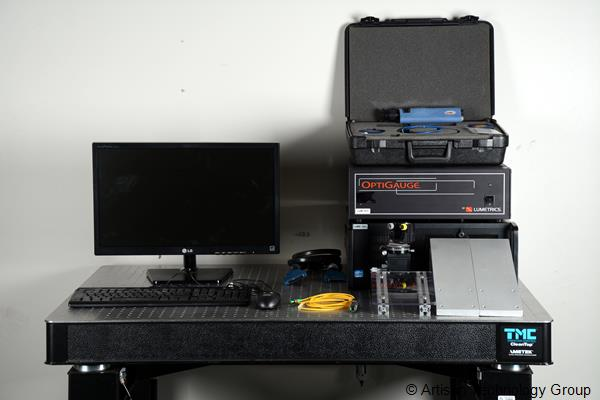 Lumetrics OptiGauge Precision Thickness Measurement System
