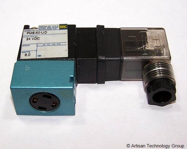 MAC PME-501JD Pilot Valves
