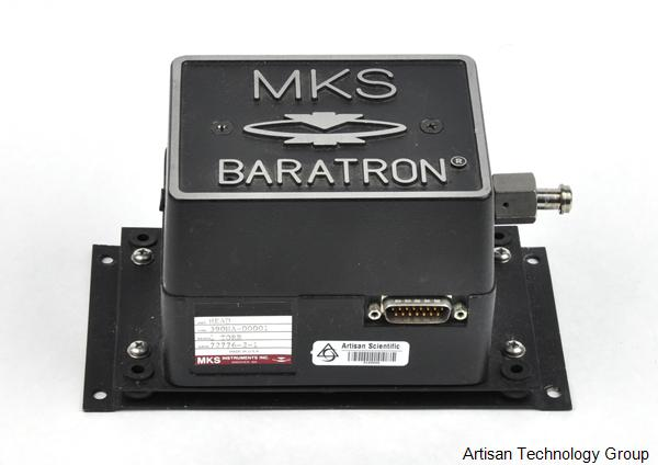 MKS Instruments 390HA-00001 Baratron Heated, High Accuracy Absolute Capacitance Manometer