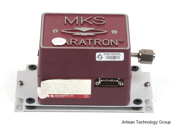 MKS Instruments 690A13TRA Baratron Heated, High Accuracy Absolute Capacitance Manometer