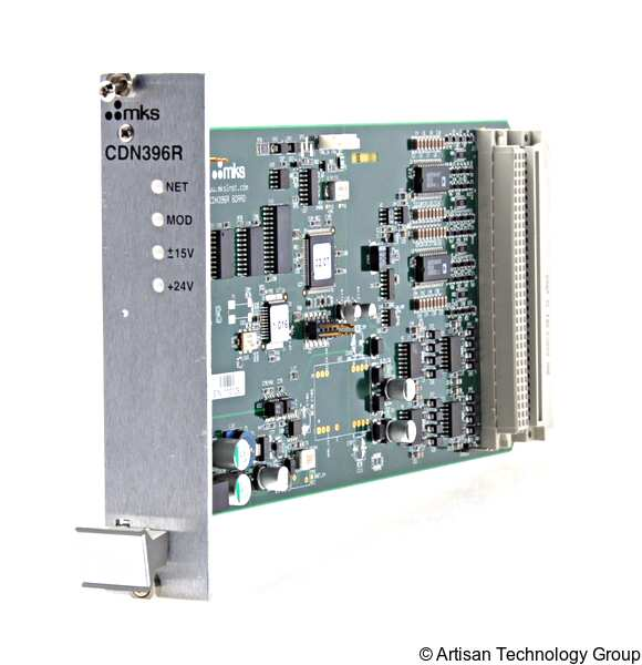 MKS Instruments CDN396R DeviceNet Analog I/O Card
