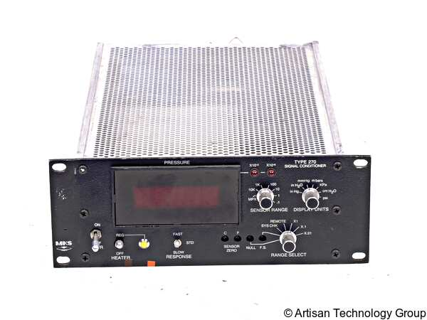 MKS Instruments 270 High Accuracy Signal Conditioner