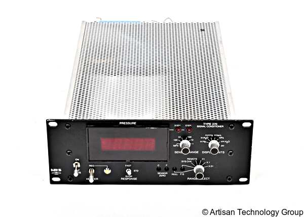 MKS Instruments 270C-4 High Accuracy Signal Conditioner