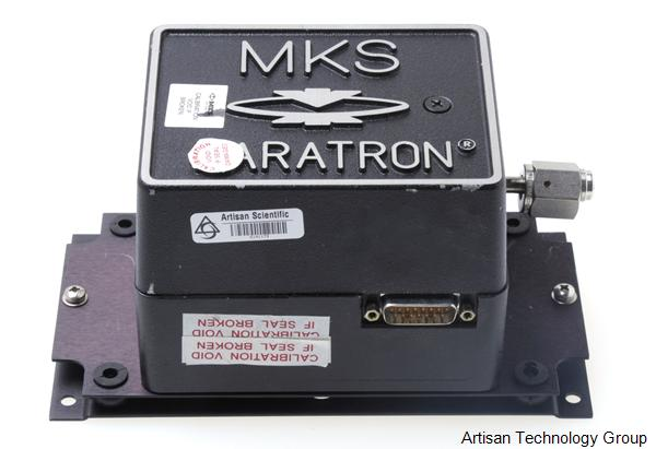 MKS Instruments 390HA-01000SP05 Baratron Heated, High Accuracy Absolute Capacitance Manometer