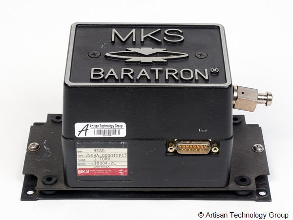 MKS Instruments 390HA-00001SP12 Baratron Heated, High Accuracy Absolute Capacitance Manometer
