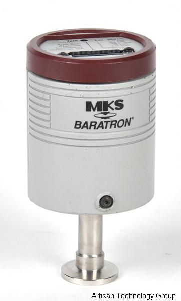 MKS Instruments 622A13TDE Baratron Absolute Capacitance Manometer