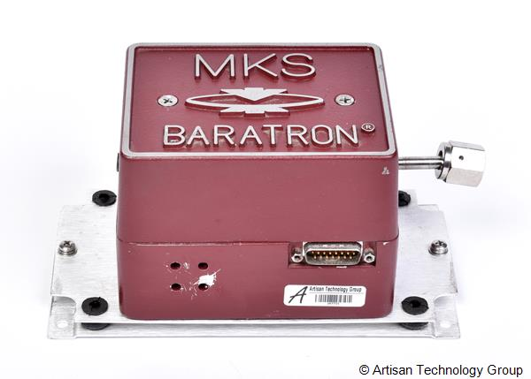 MKS Instruments 690A.1TRC Baratron Heated, High Accuracy Absolute Capacitance Manometer