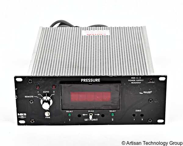 MKS Instruments PDR-C-2 Power Supply Digital Readout