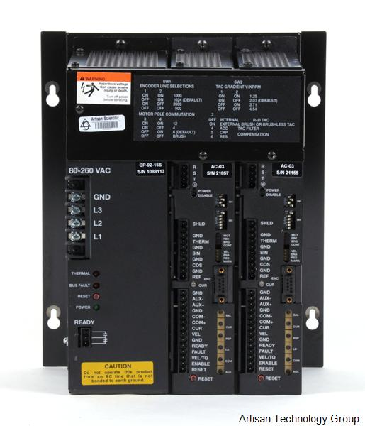 MTS Systems CP-02-15S Multi-Axis System