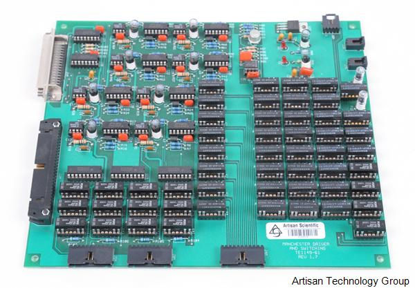 Manchester Driving and Switching TE1149-61 Series Control Board