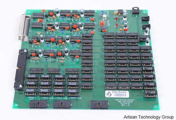 Manchester Driving and Switching TE1149-61 Control Board