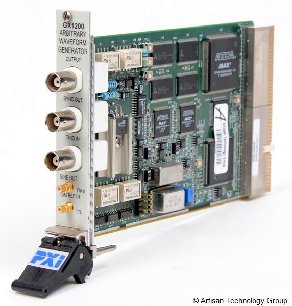Marvin Test Sets / Geotest GX1200 Arbitrary Function Generator PXI Card