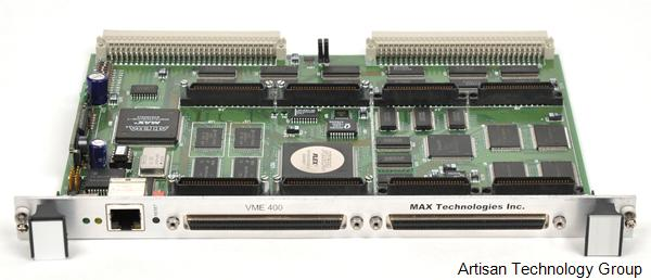Max Technologies VME-400 Avionics Multiprotocol Intelligent Carrier Board