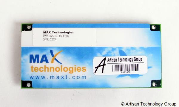 Max Technologies IPM-429-E-0T-16R ARNIC-429 IndustryPack Module