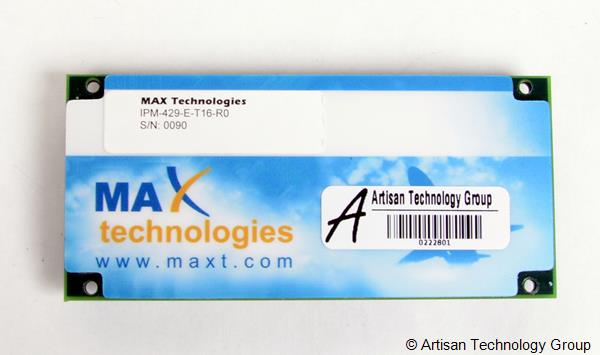 Max Technologies IPM-429-E-16T-0R ARNIC-429 IndustryPack Module