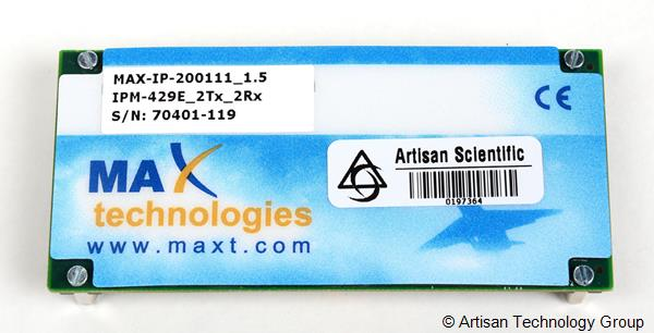 Max Technologies IPM-429-E-2Tx-2Rx ARNIC-429 IndustryPack Module
