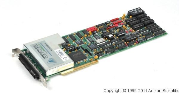 Measurement Computing PCI-DAS1602/16 16-Bit Analog I/O and Multifunction PCI Card