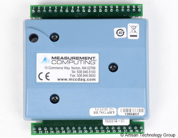 Measurement Computing USB-1208FS / LS / 1408FS Series Multifunction USB Data Acquisition Devices