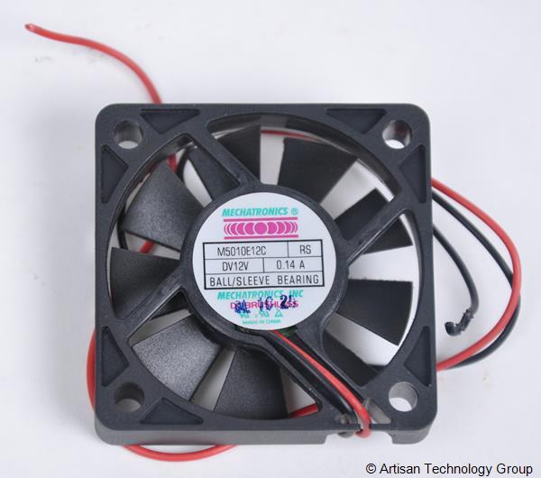 Mechatronics Inc M5010E12C DC Thin Profile Axial Fan