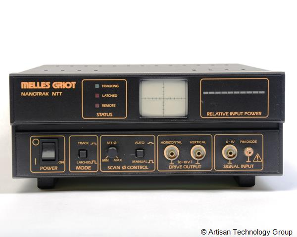 Melles Griot 17NTT Series NanoTrak Optic Alignment Stage Controllers